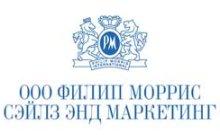 логотип «Филип Моррис Интернэшнл»